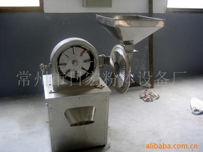 FWF系列风冷式蜗轮粉碎机
